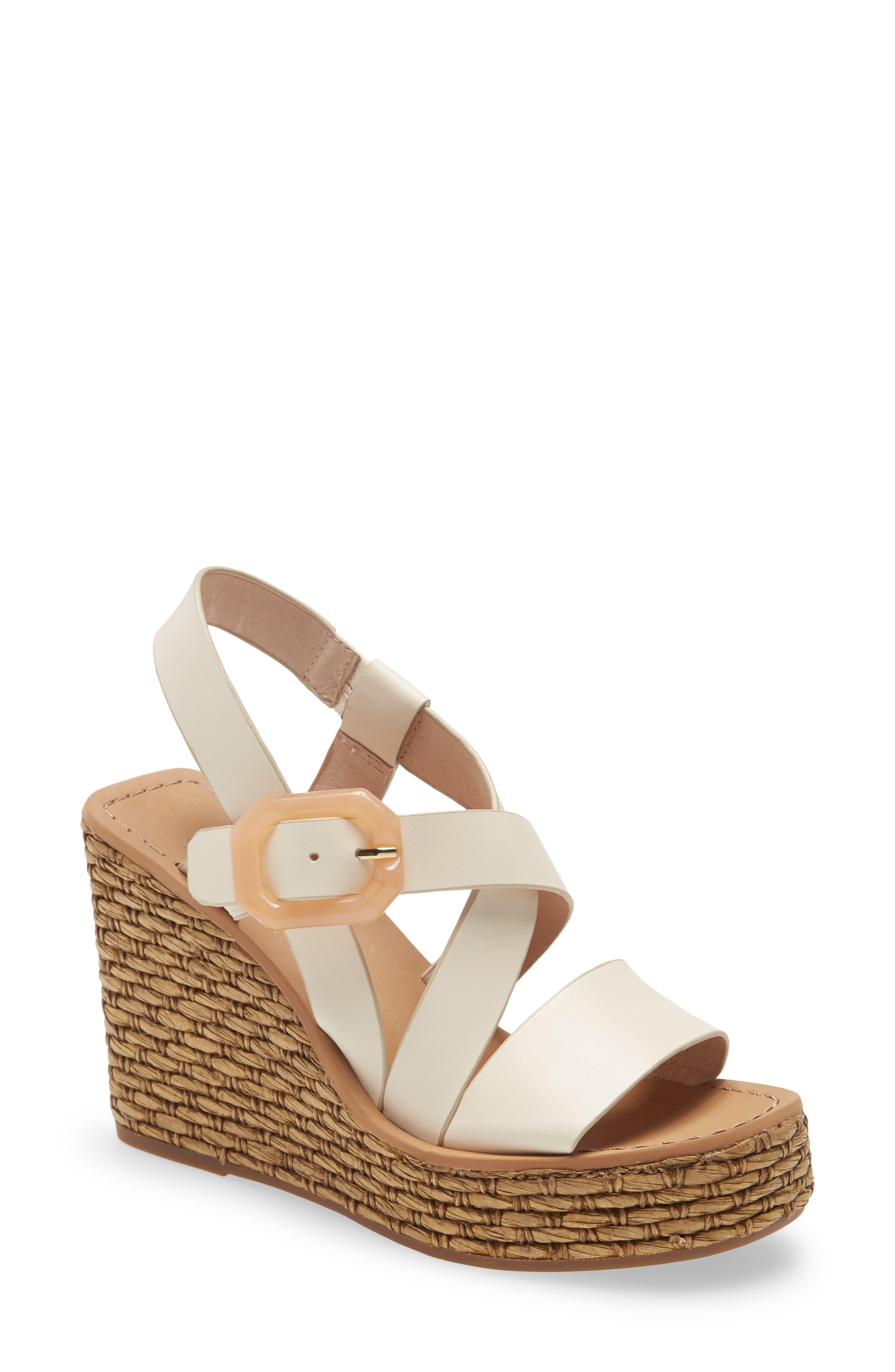 Palina Platform Wedge Sandal