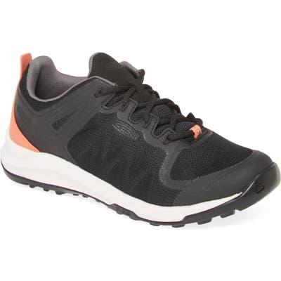 Keen Explore Vent Sneaker- Black