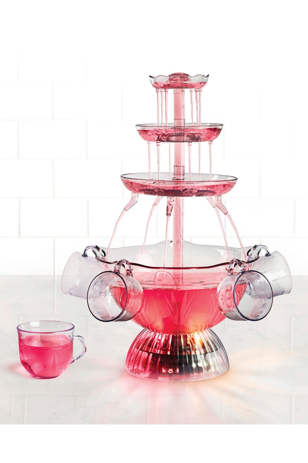 Image of Nostalgia Lighted Party Fountain