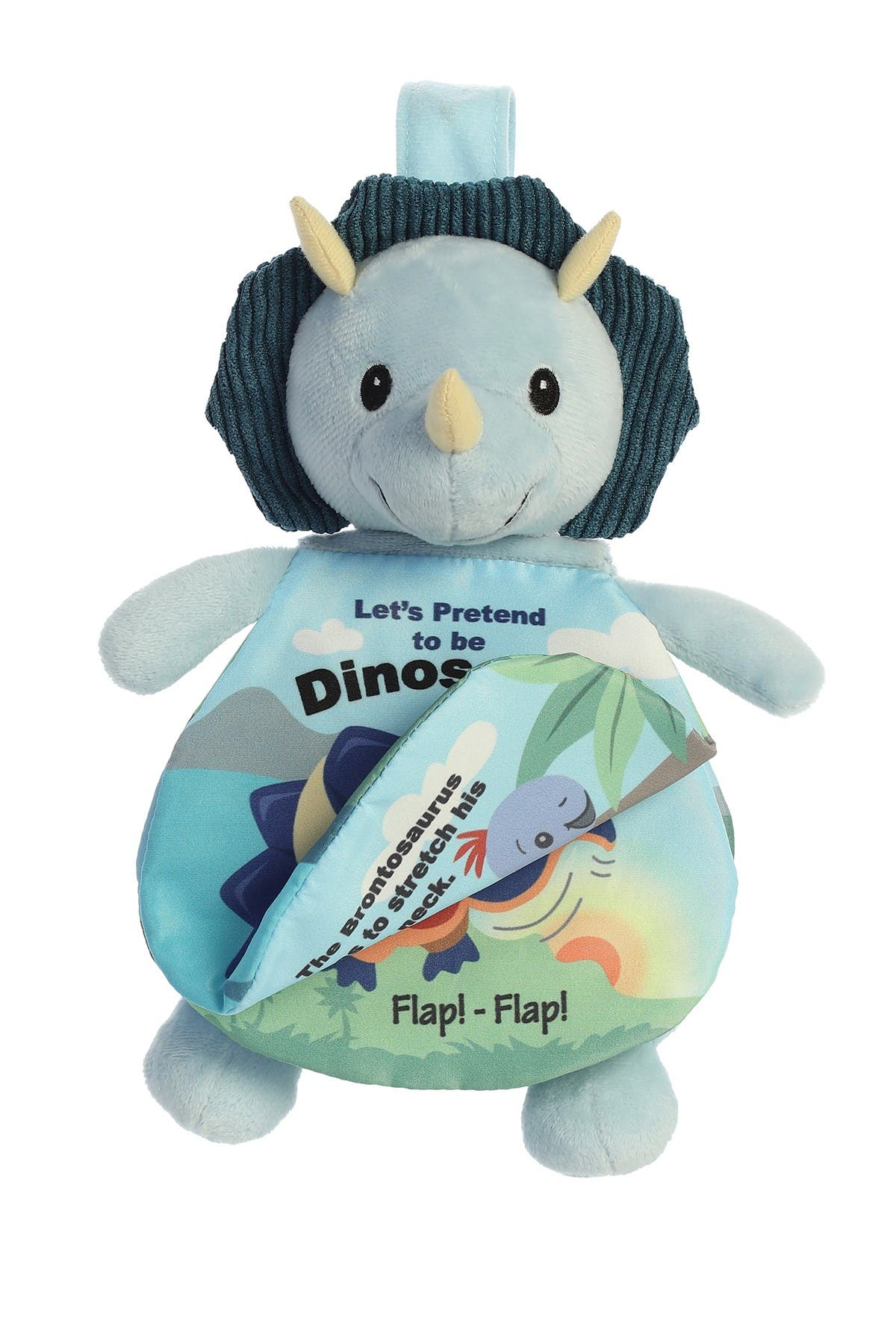 """Image of Aurora World Toys 9"""" Story Pals Let's Pretend To Be Dinosaurs"""