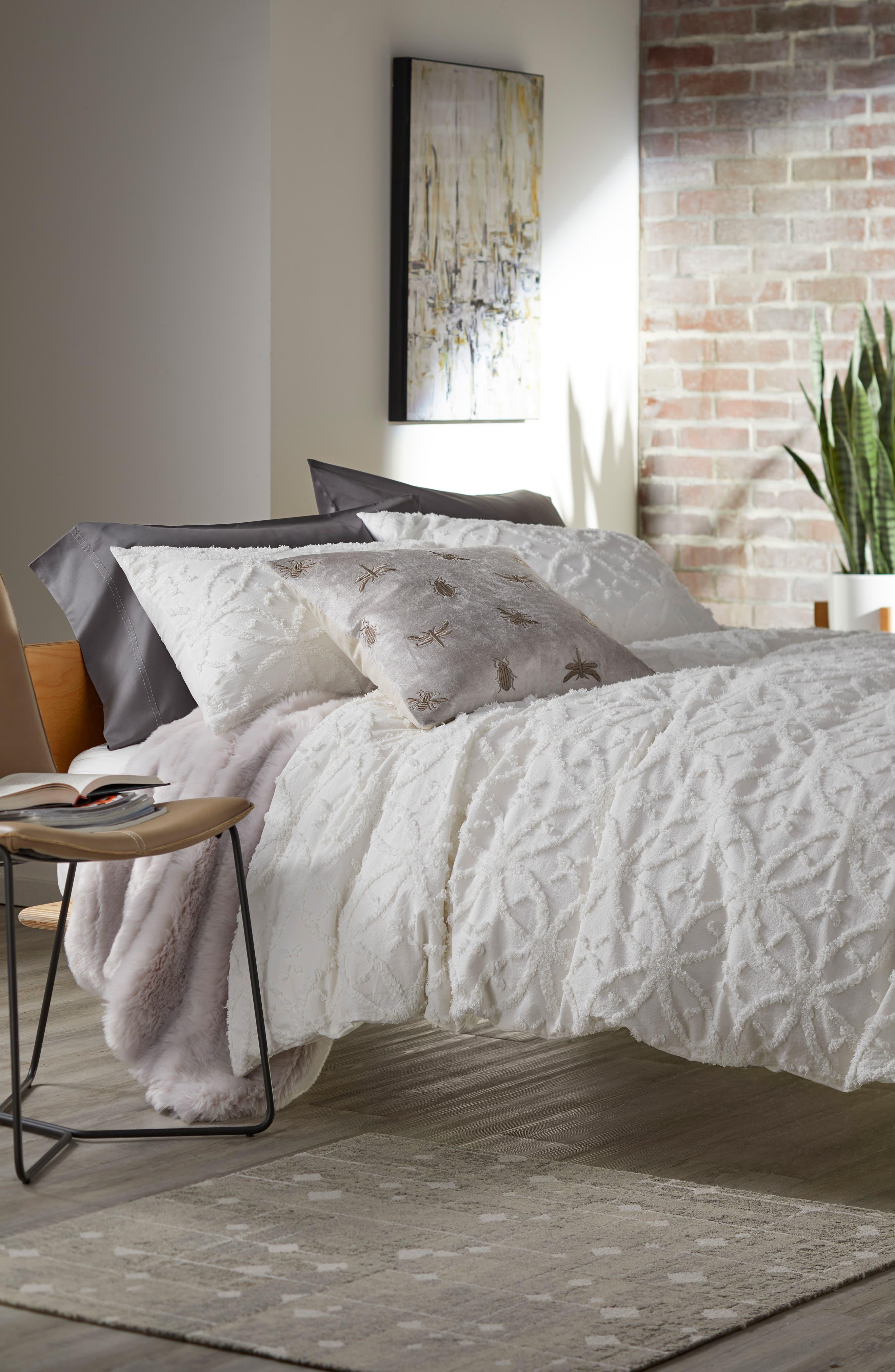 ,                             400 Thread Count Organic Cotton Pillowcases,                             Alternate thumbnail 3, color,                             GREY PEARL