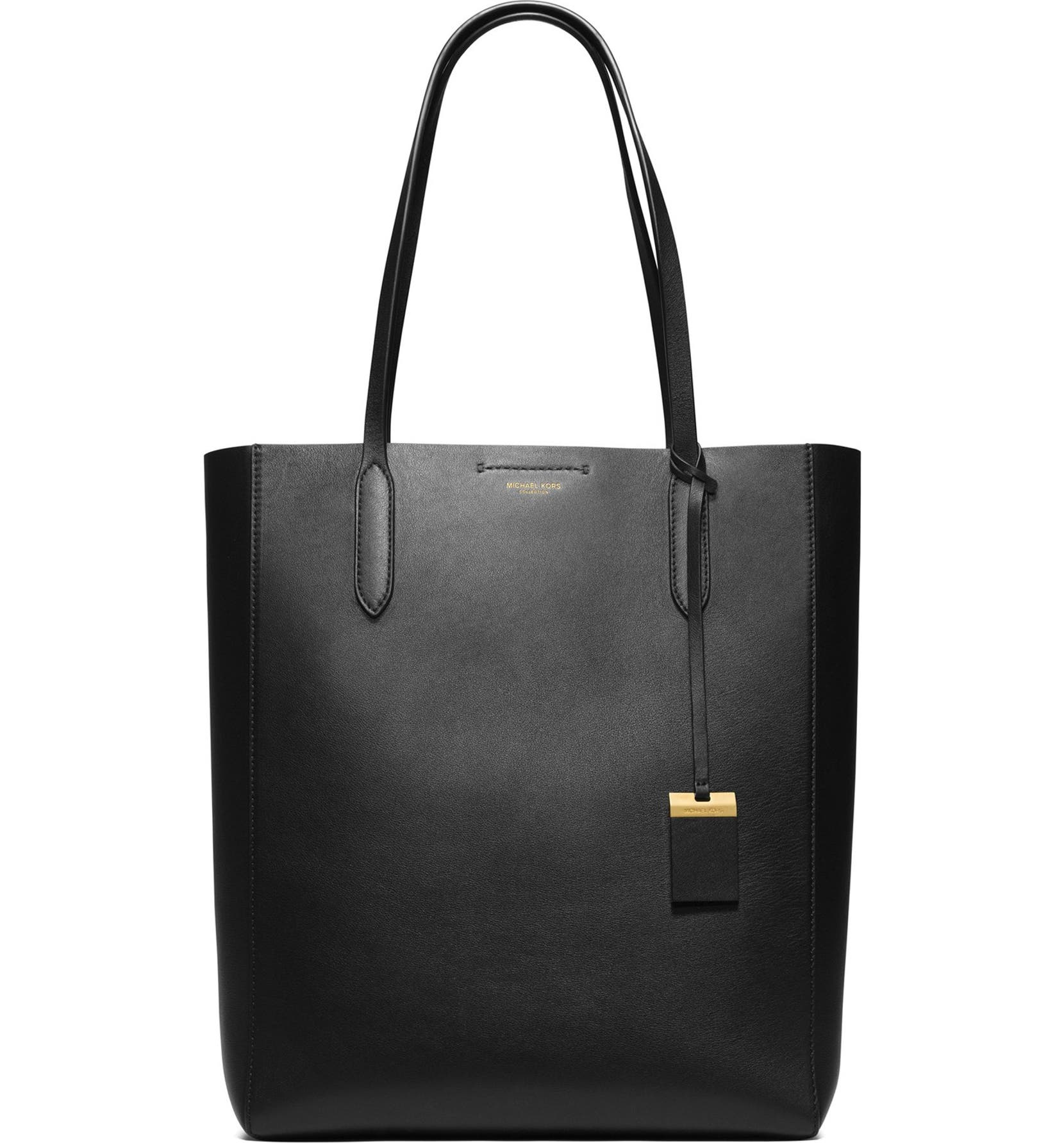 93ec02925a6a Michael Kors 'Large Eleanor - North South' Calfskin Leather Tote | Nordstrom