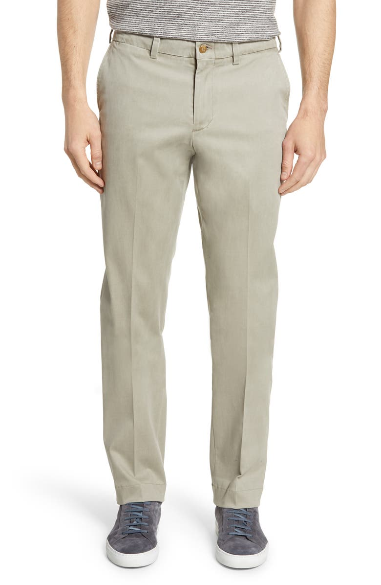 BILLS KHAKIS M3 Straight Fit Performance Twill Pants, Main, color, OYSTER