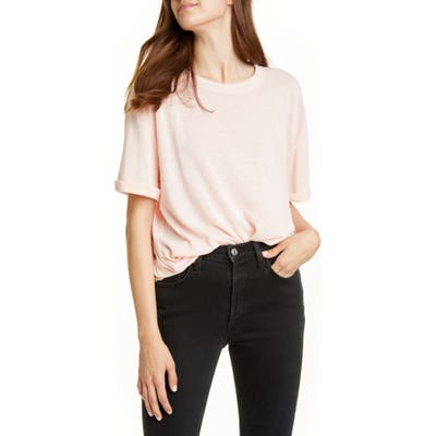 Free People Cassidy Tee, Pink