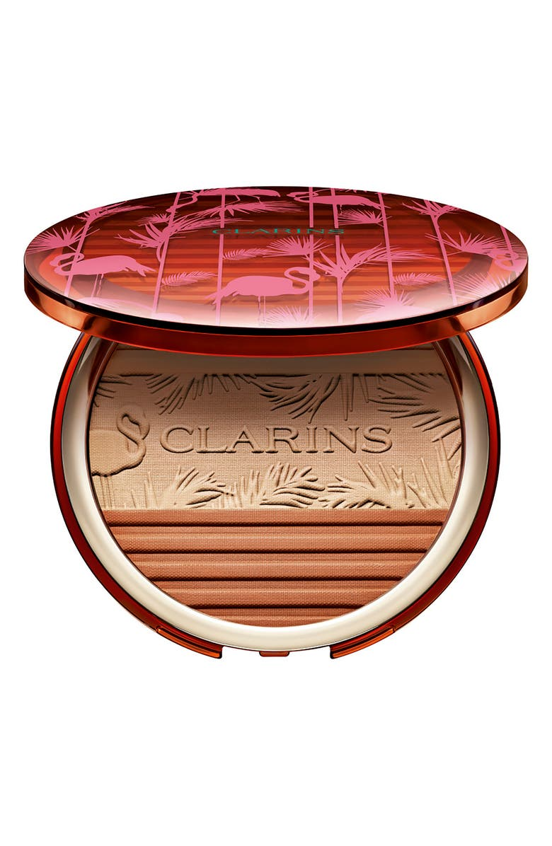 CLARINS Bronzing Palette, Main, color, 000