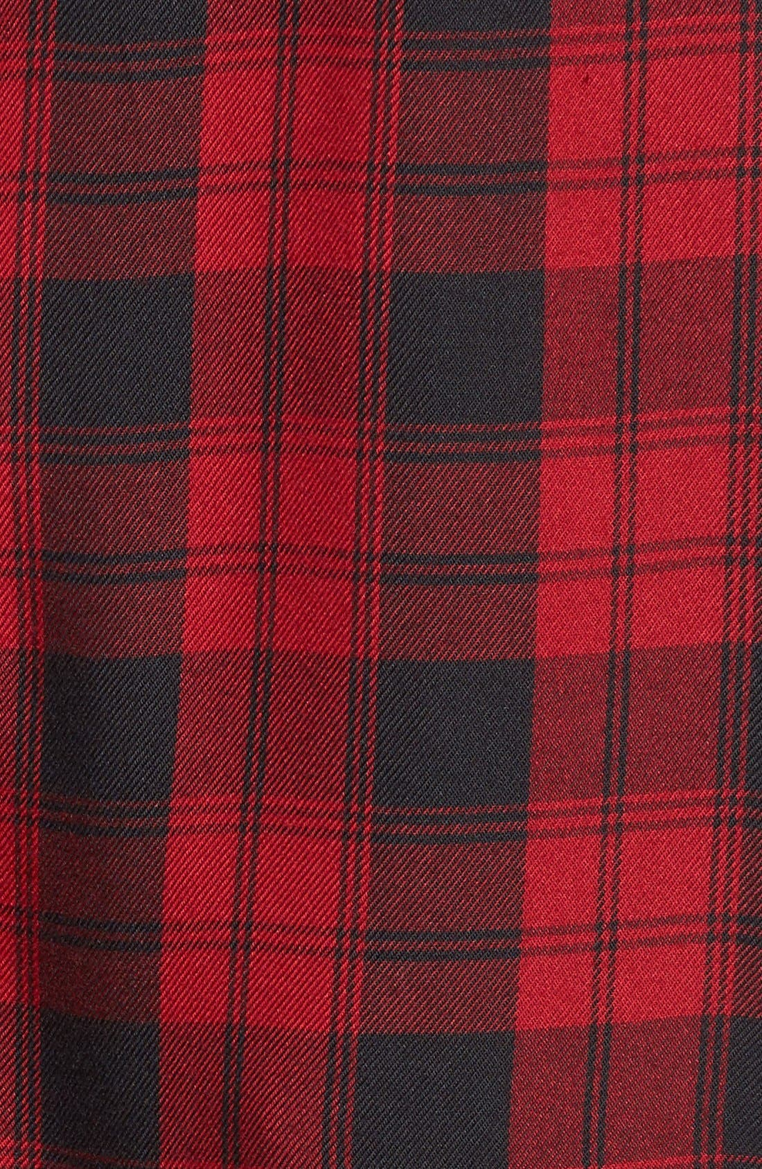 ,                             Plaid Tunic Shirt,                             Alternate thumbnail 39, color,                             610