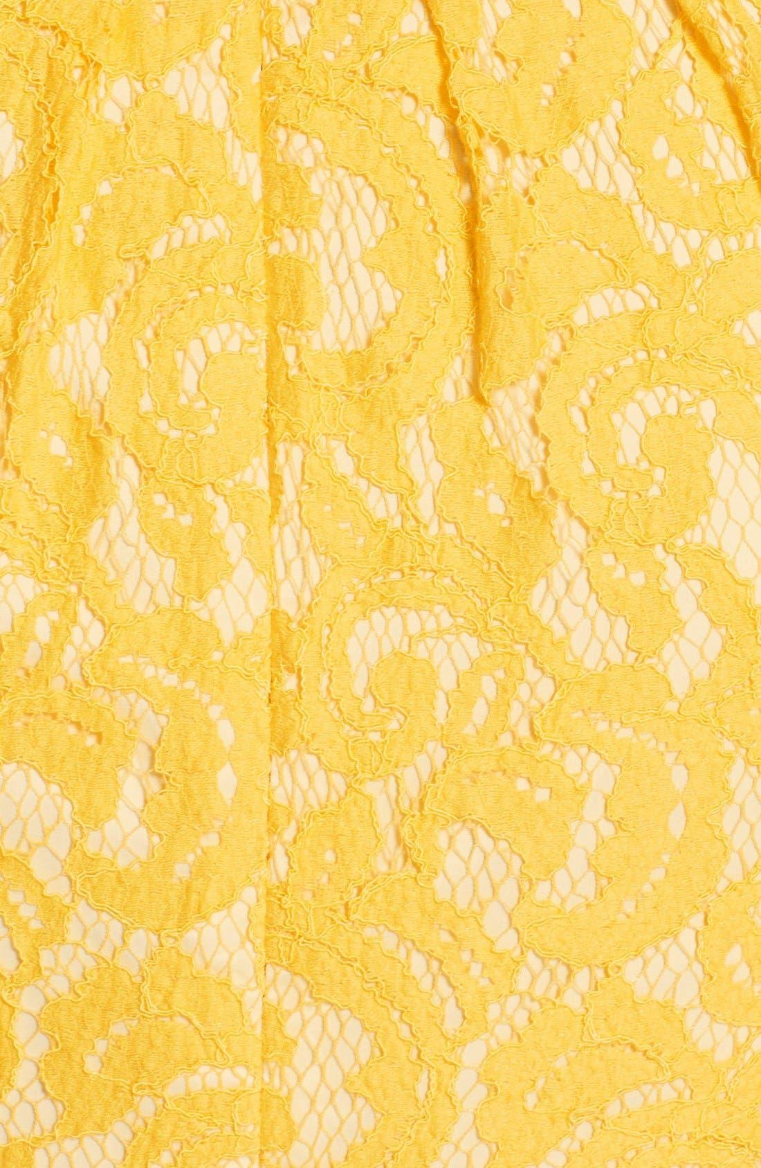 ,                             Scalloped Lace Dress,                             Alternate thumbnail 33, color,                             700