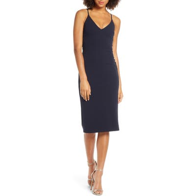 Lulus Infinite Glory Body-Con Dress, Blue