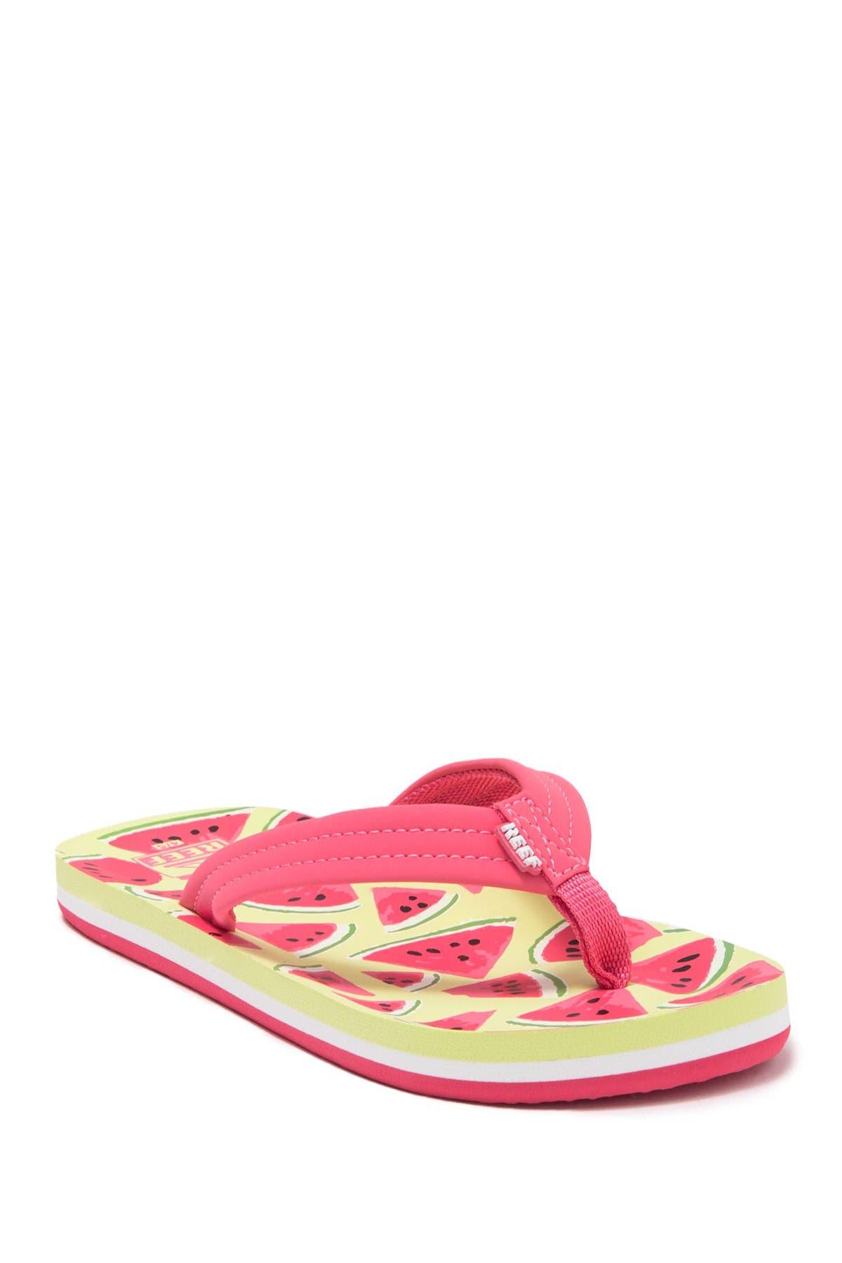 Image of Reef Ahi Printed Flip Flop Sandal