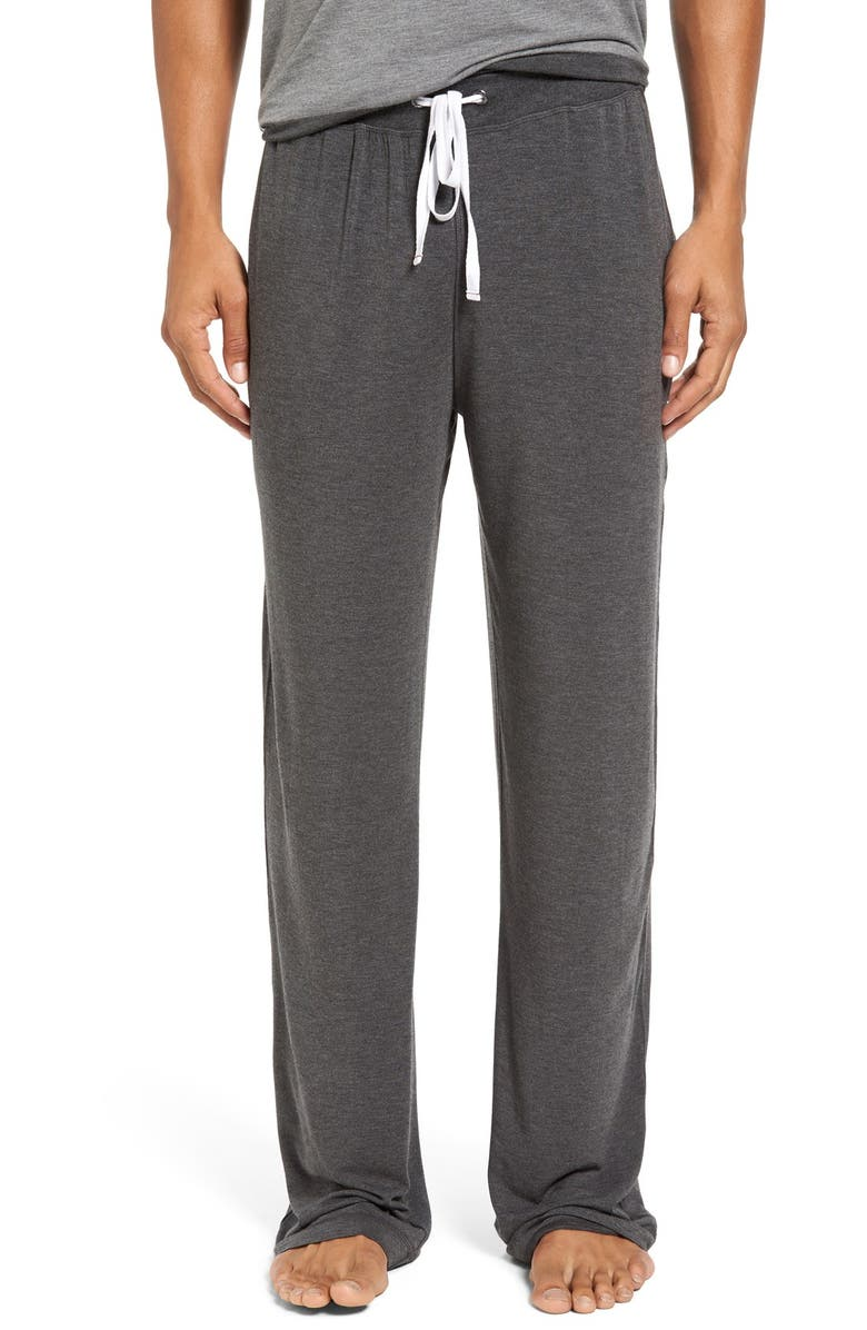 DANIEL BUCHLER Stretch Lounge Pants, Main, color, 020