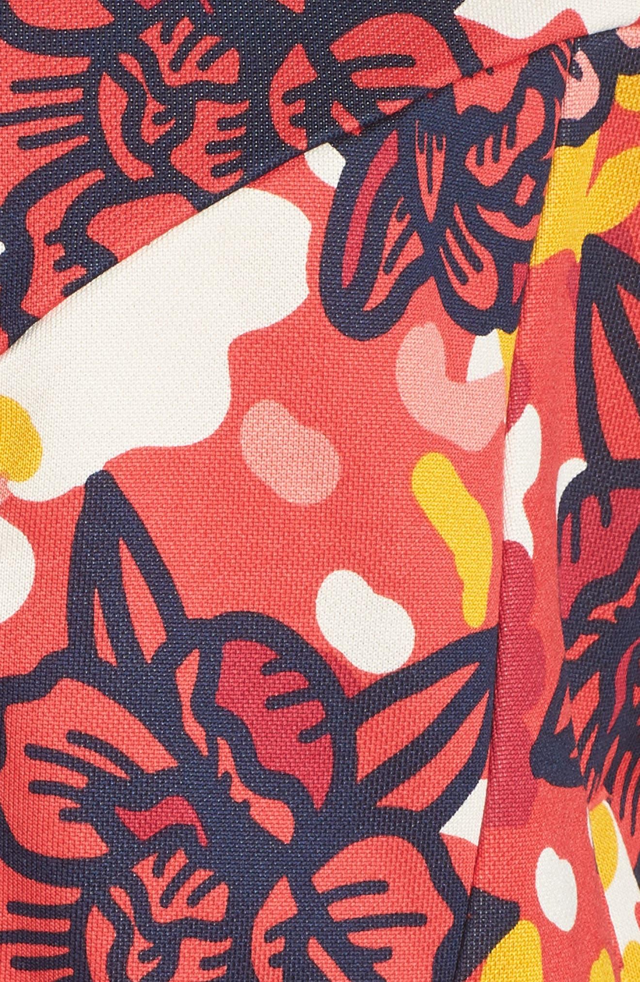,                             Flourish XTG Jacket,                             Alternate thumbnail 6, color,                             HIBISCUS MULTI