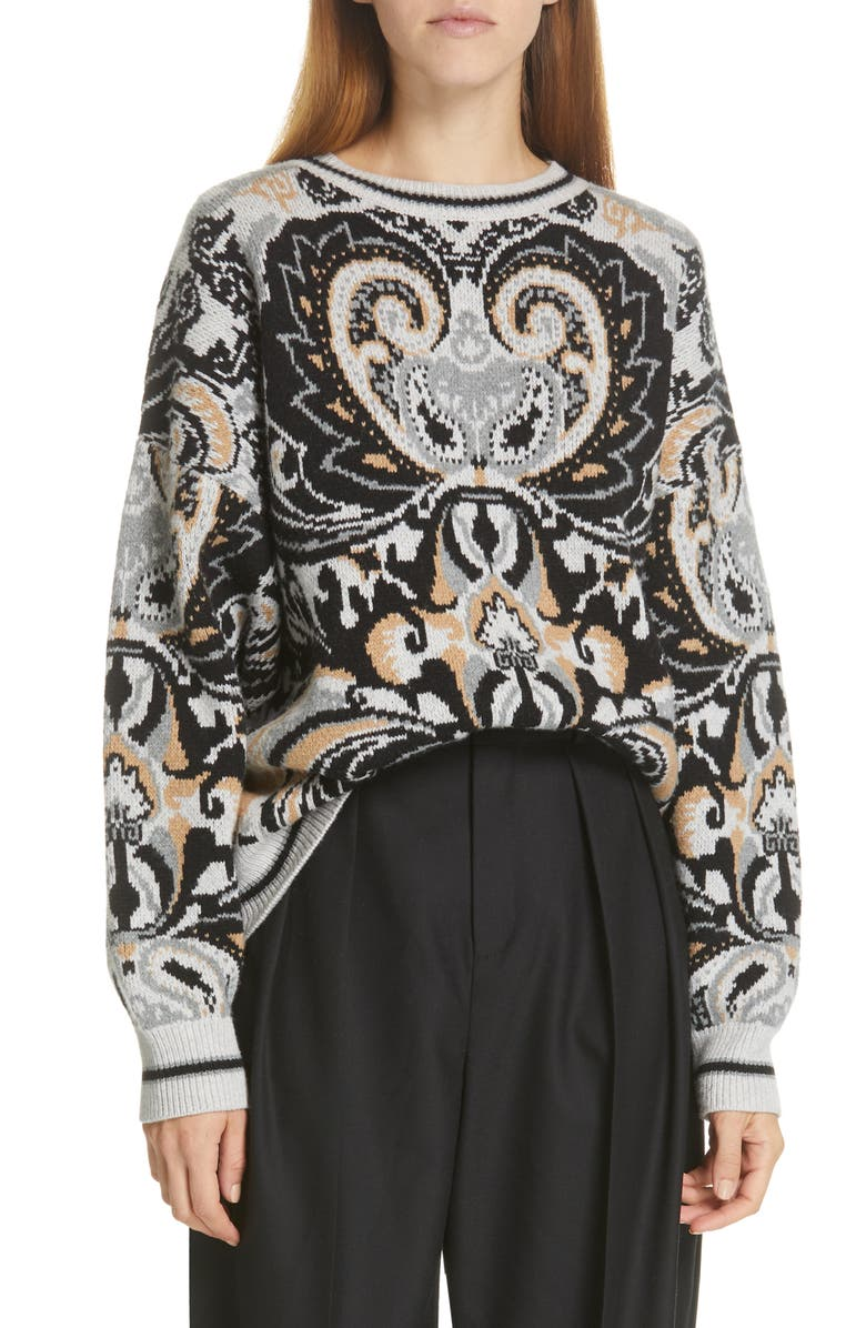 Jacquard Sweater by See By ChloÉ