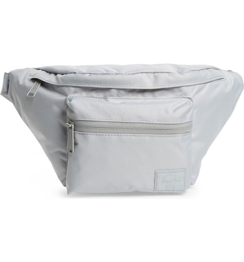 HERSCHEL SUPPLY CO. Seventeen Light Belt Bag, Main, color, HIGH RISE