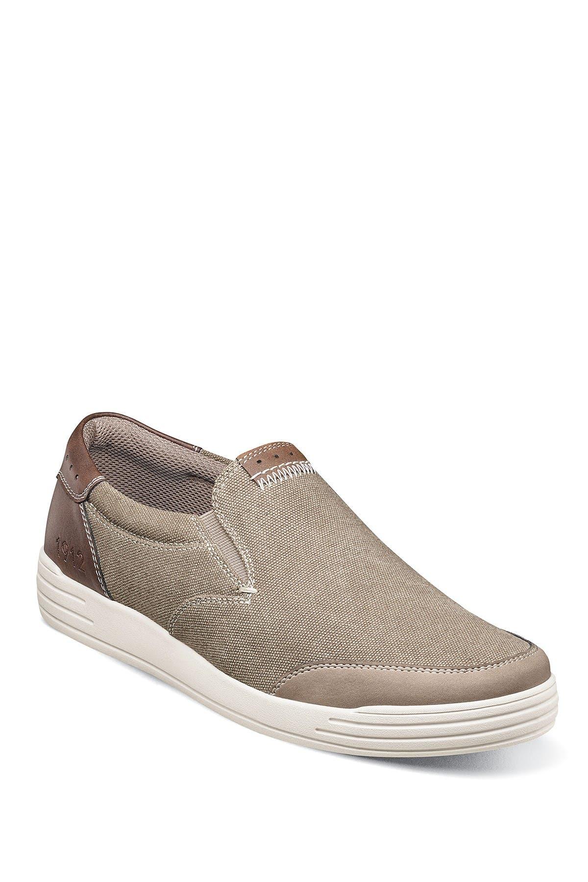 Insun Mens Canvas Espadrilles Sneaker Slip On Casual Loafer