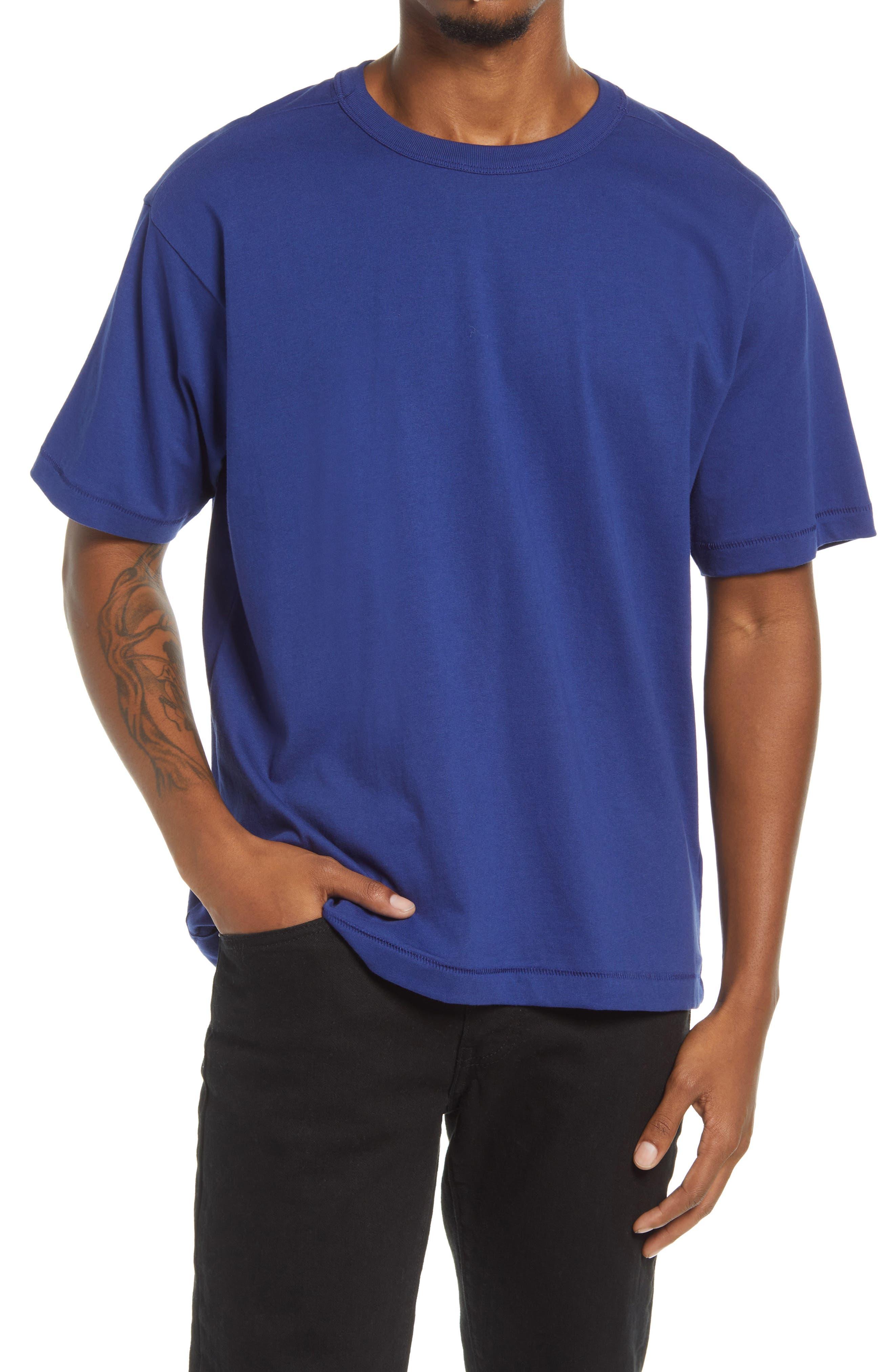Solid Crewneck T-Shirt