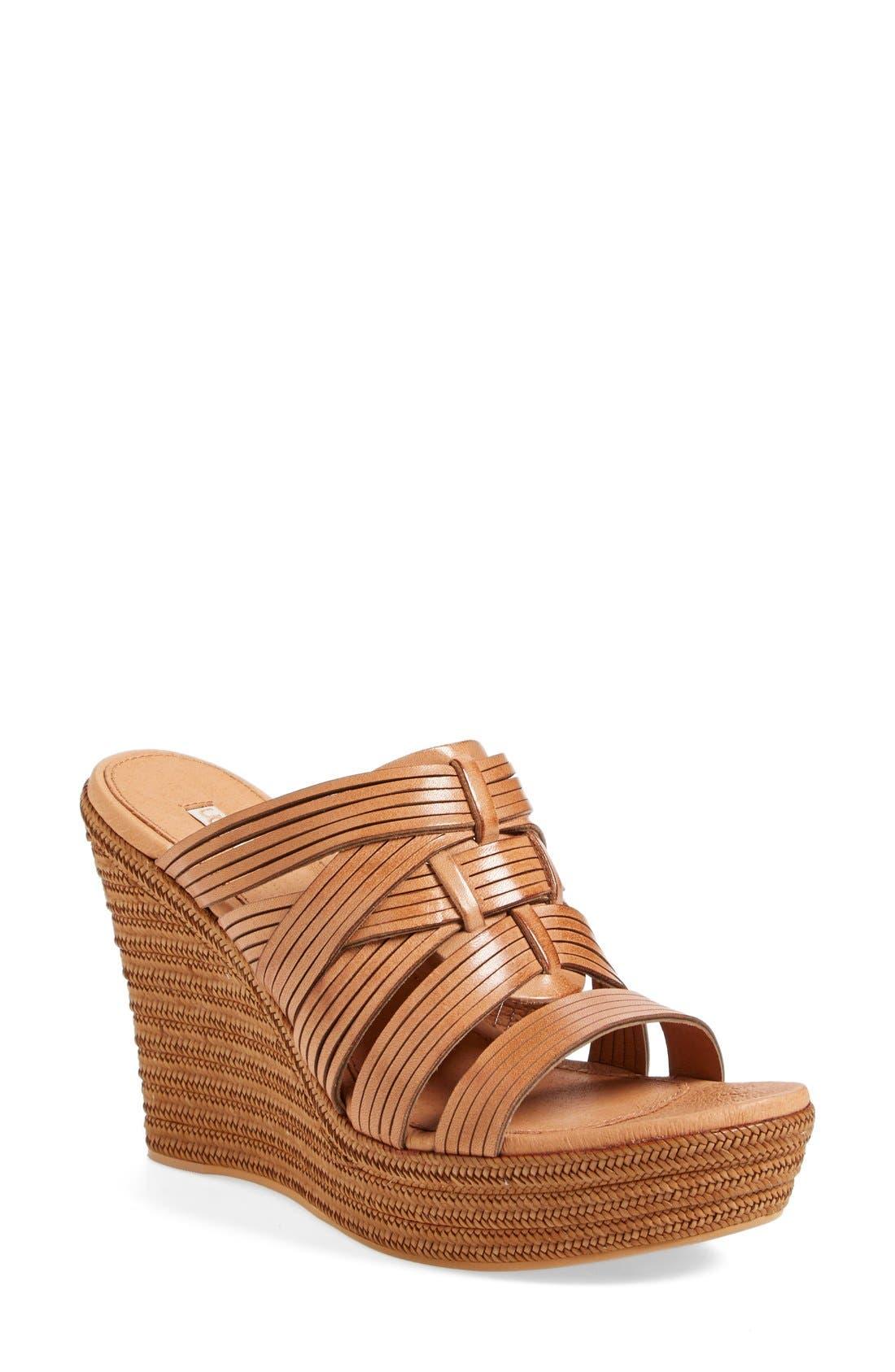 ,                             'Melinda' Platform Wedge Sandal,                             Main thumbnail 11, color,                             200