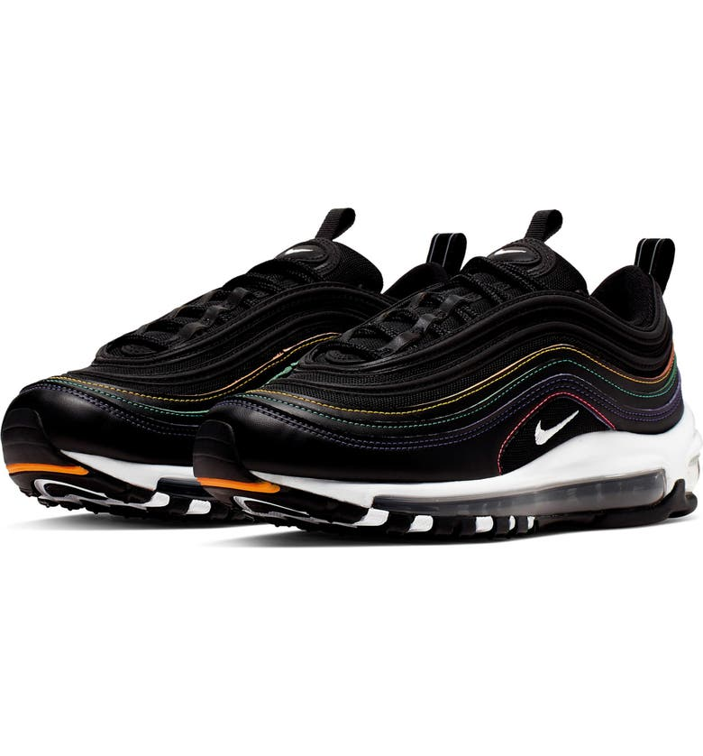 Nike Air Max 97 Sneakers In Black