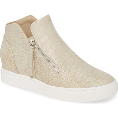 Steve Madden Caliber High Top Sneaker, Brown