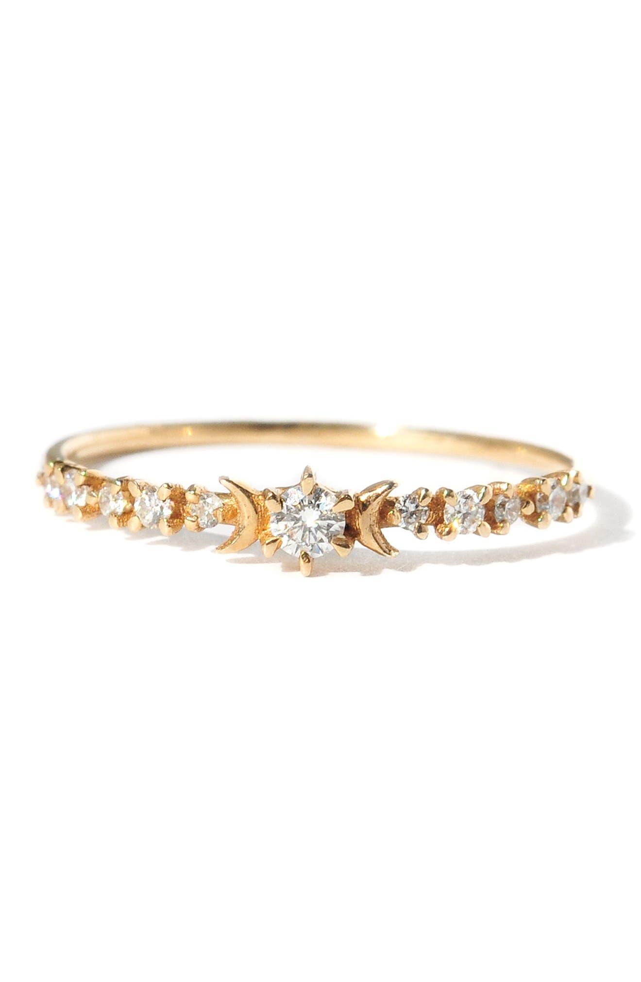 ,                             Stardust Diamond Ring,                             Alternate thumbnail 2, color,                             710