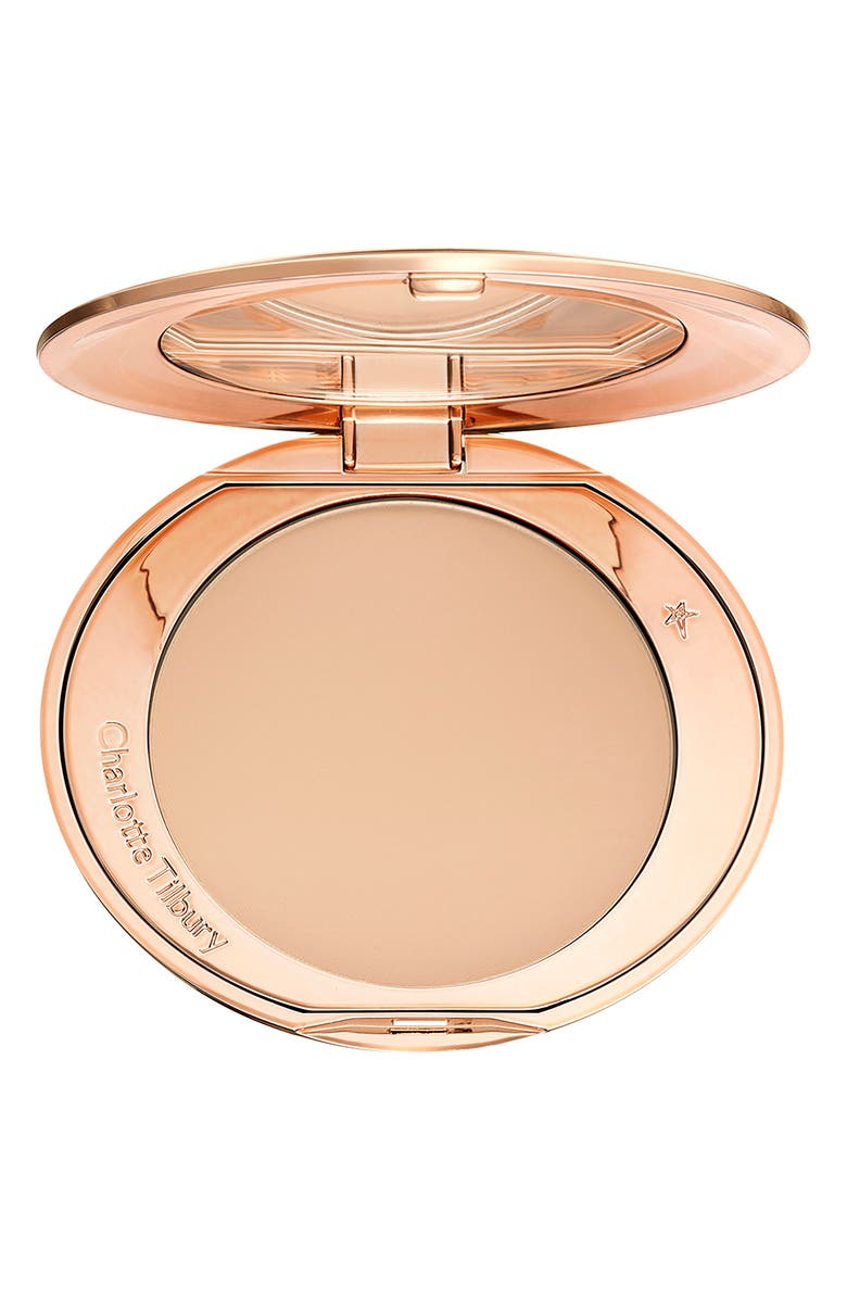 CHARLOTTE TILBURY Airbrush Flawless Finish Setting Powder, Main, color, 2 MEDIUM