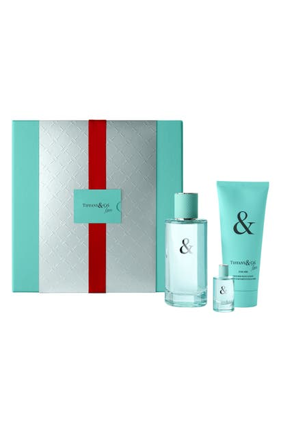 Tiffany & Co Tiffany & Love Eau De Parfum For Her Set (usd $172.50 Value)