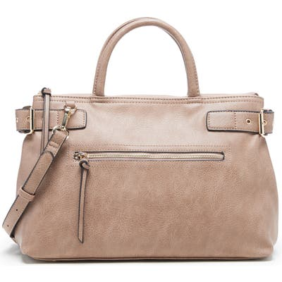 Sole Society Dael Faux Leather Satchel -