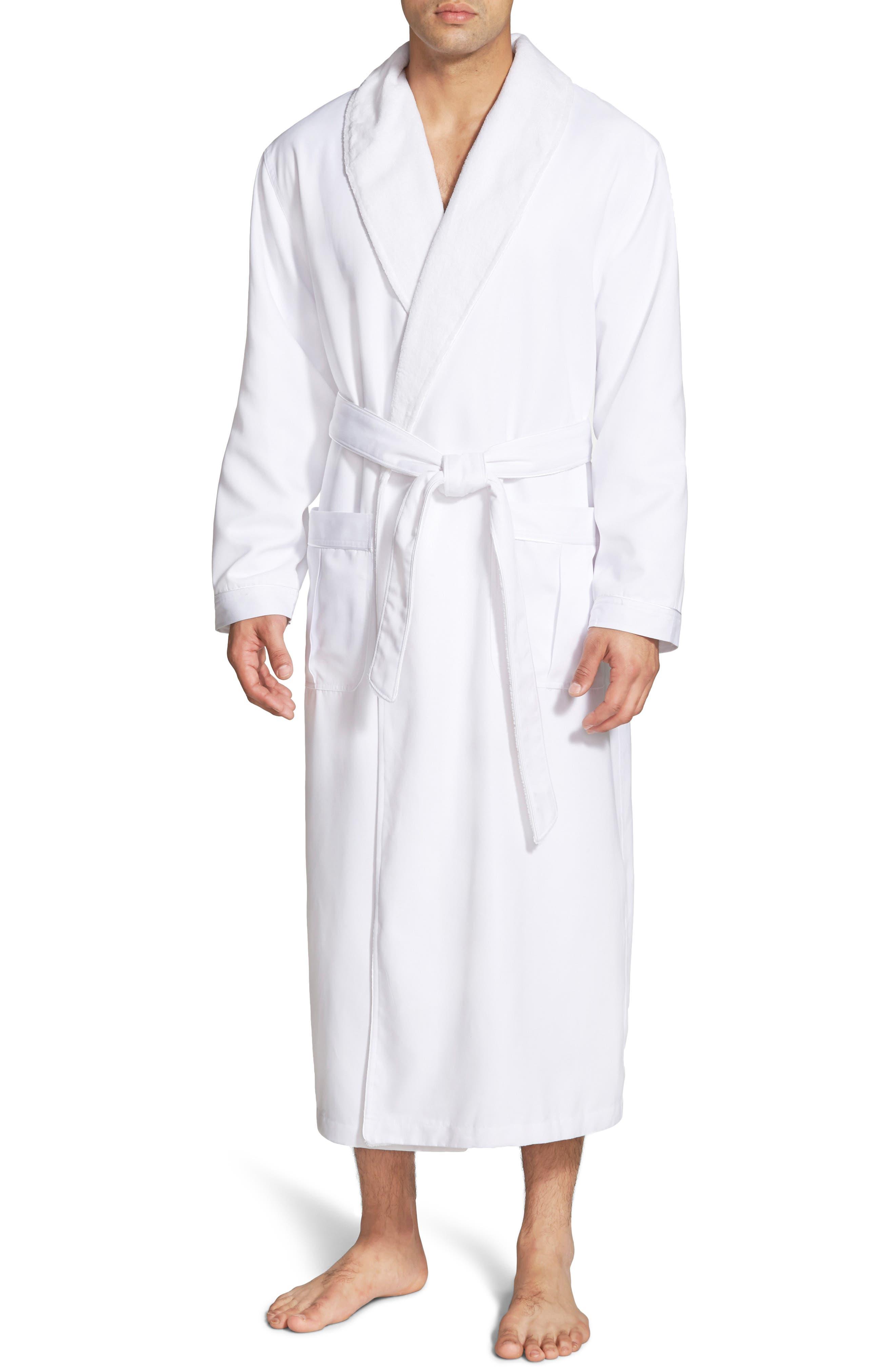 Fleece Lined Robe