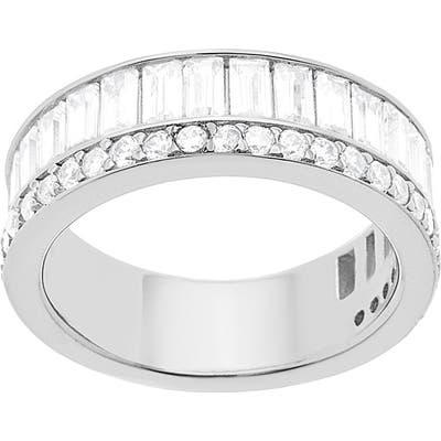 Lesa Michele Cubic Zirconia Band Ring