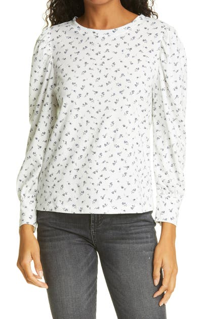 Rails Tops EMILIA FLORAL PRINT TOP