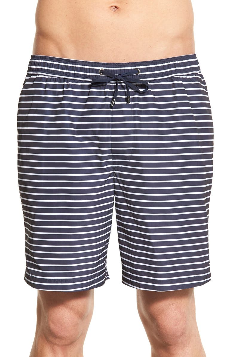 51c9232b6e Michael Kors Stripe Board Shorts | Nordstrom