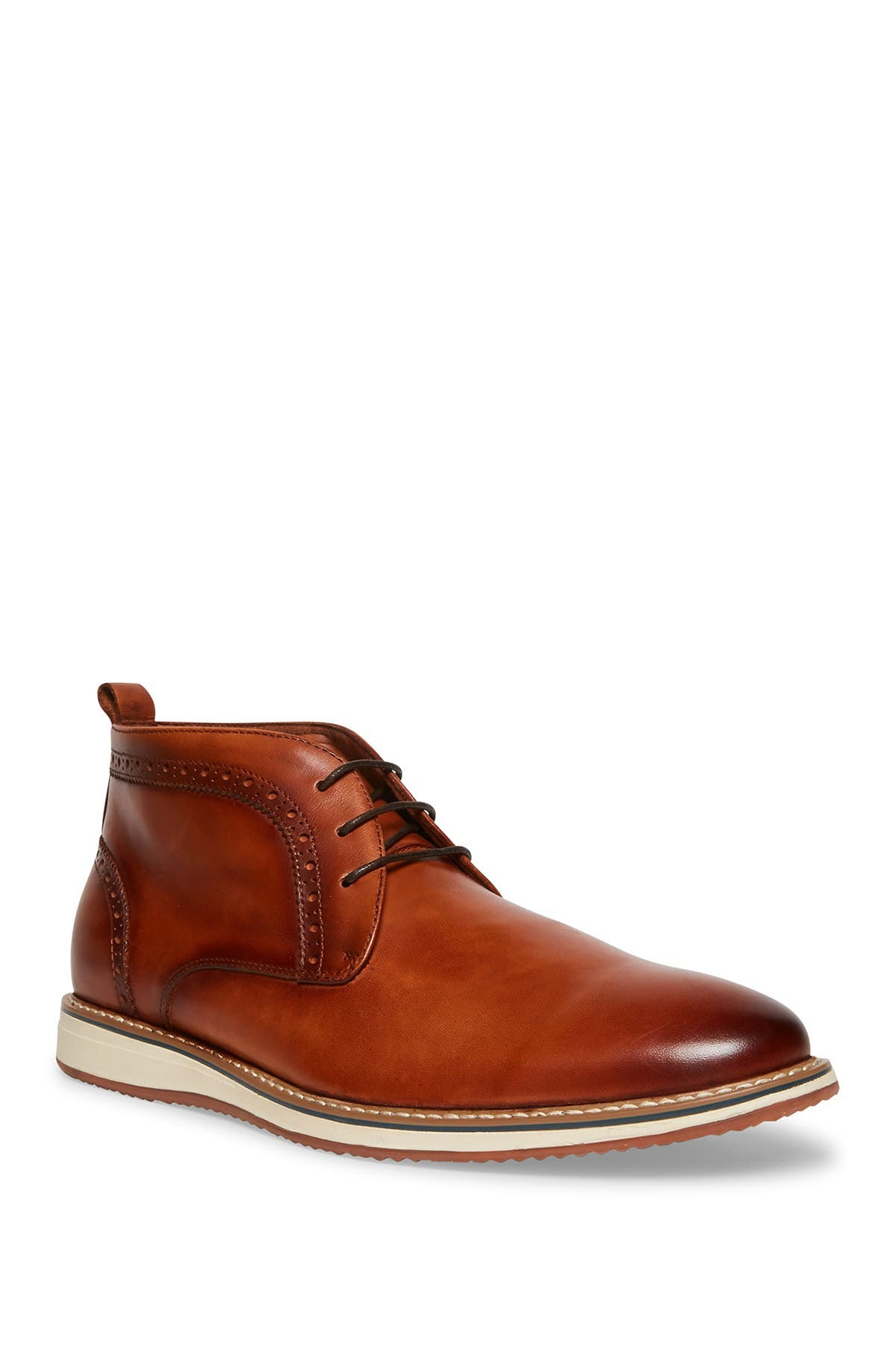 Image of Steve Madden Breemer Leather Chukka Boot
