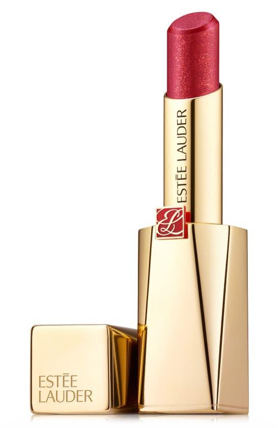 Estée Lauder Pure Color Desire Rouge Excess Creme Lipstick In Love Starved-chrome