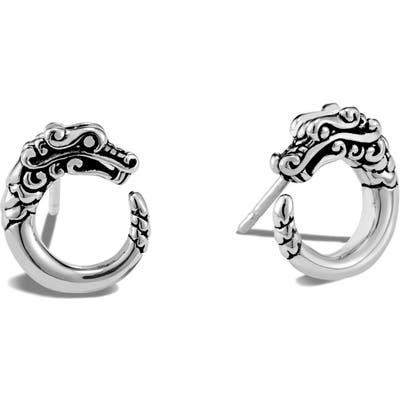John Hardy Legends Naga Stud Earrings