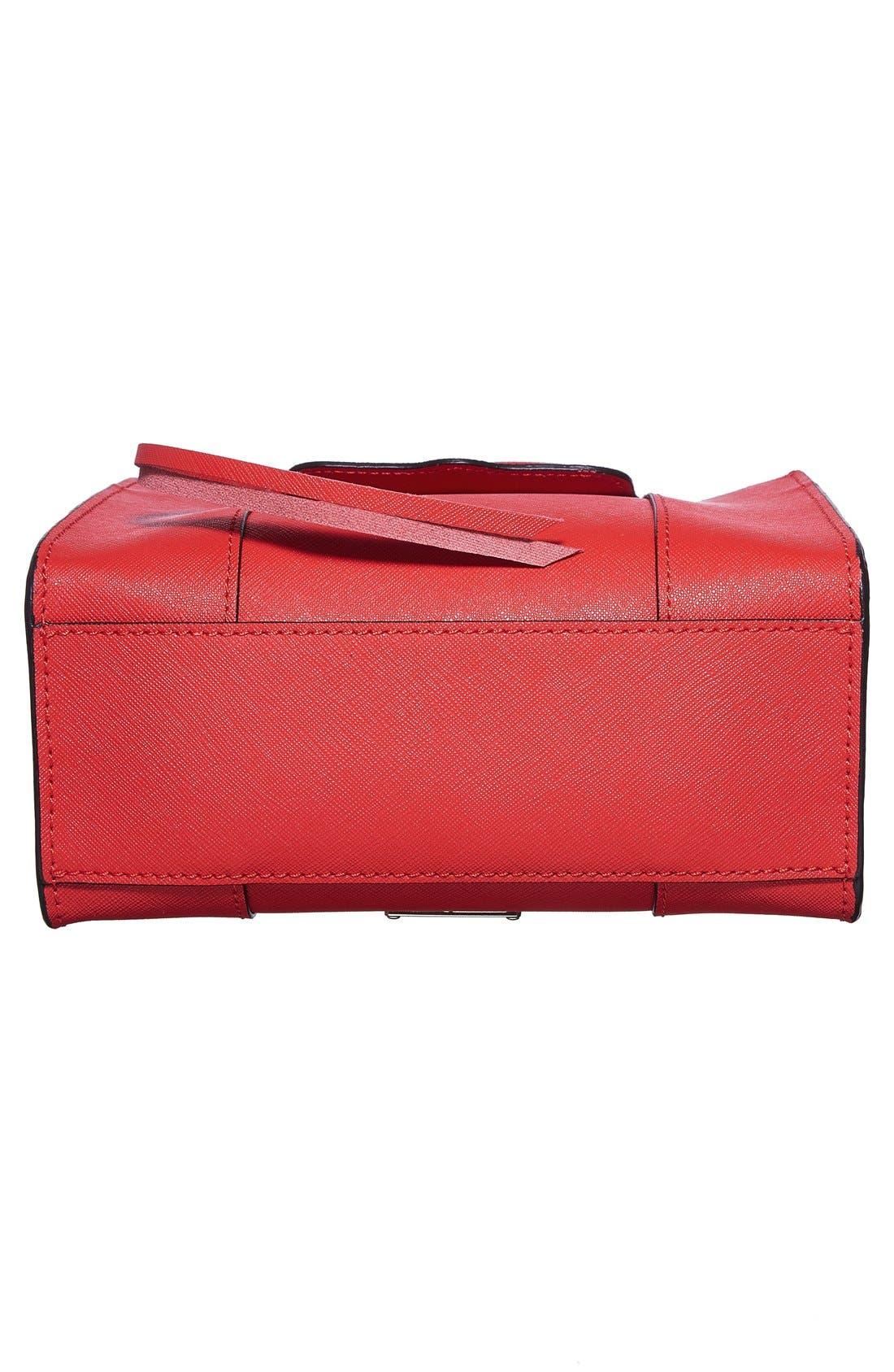 ,                             'Mini MAB Tote' Crossbody Bag,                             Alternate thumbnail 92, color,                             606