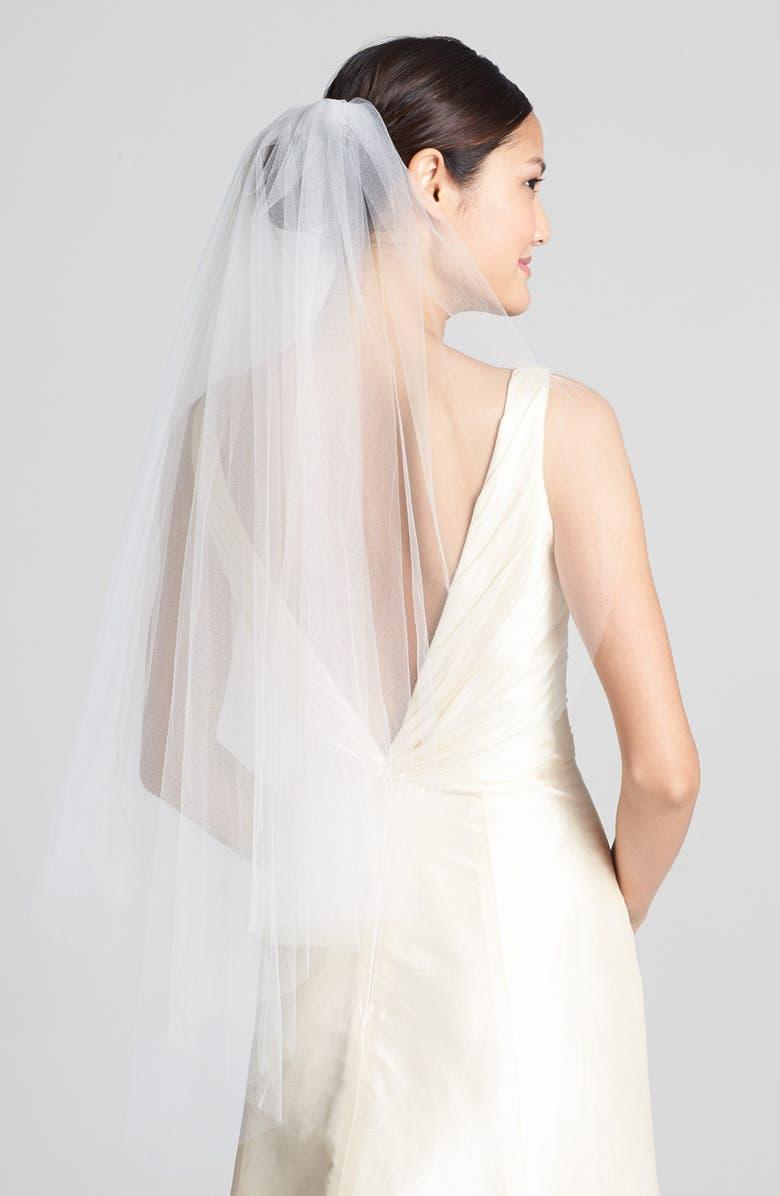 WEDDING BELLES NEW YORK 'Ellen' Veil, Main, color, 900