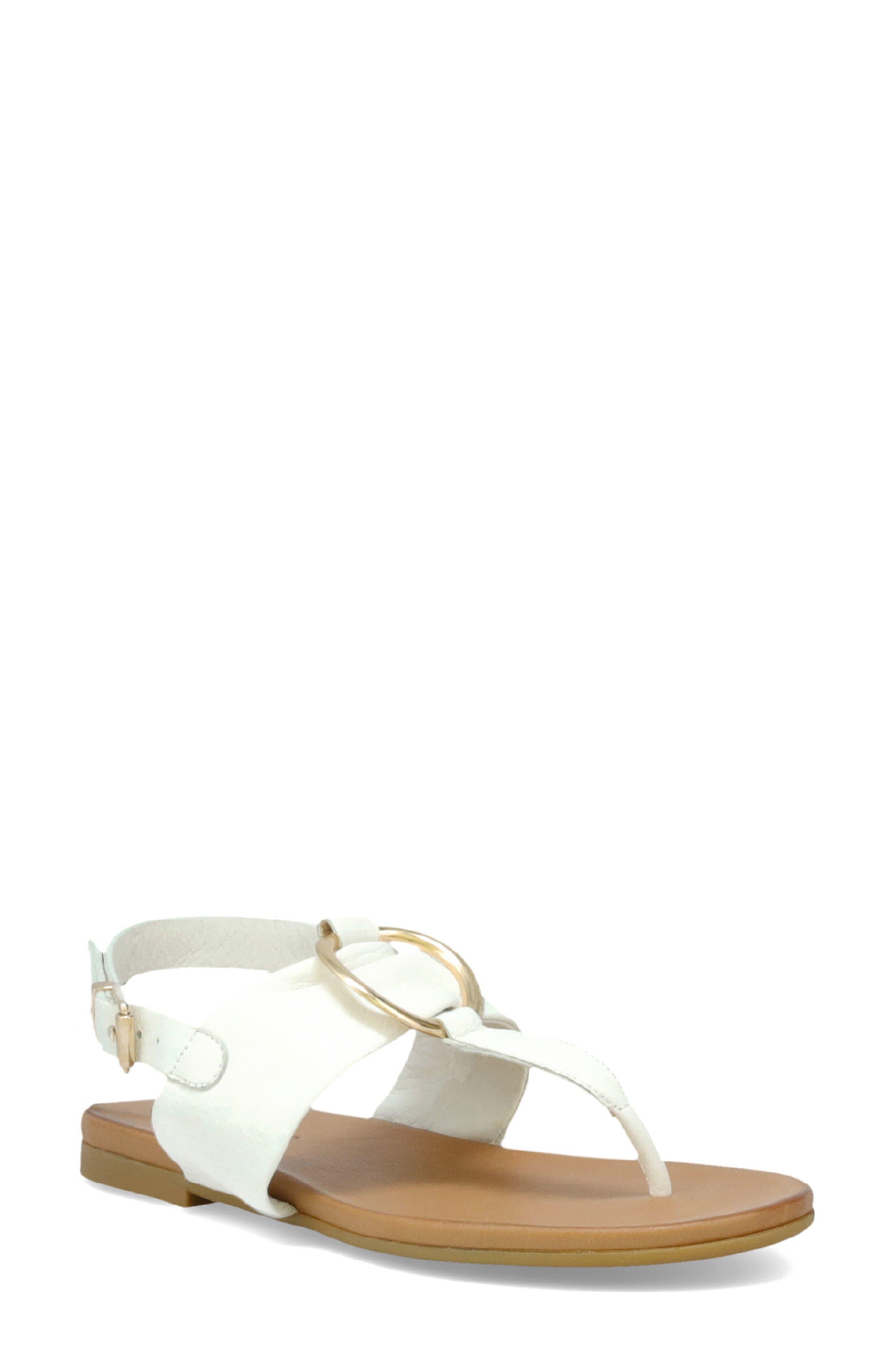Inuovo Odis T-Strap Sandal