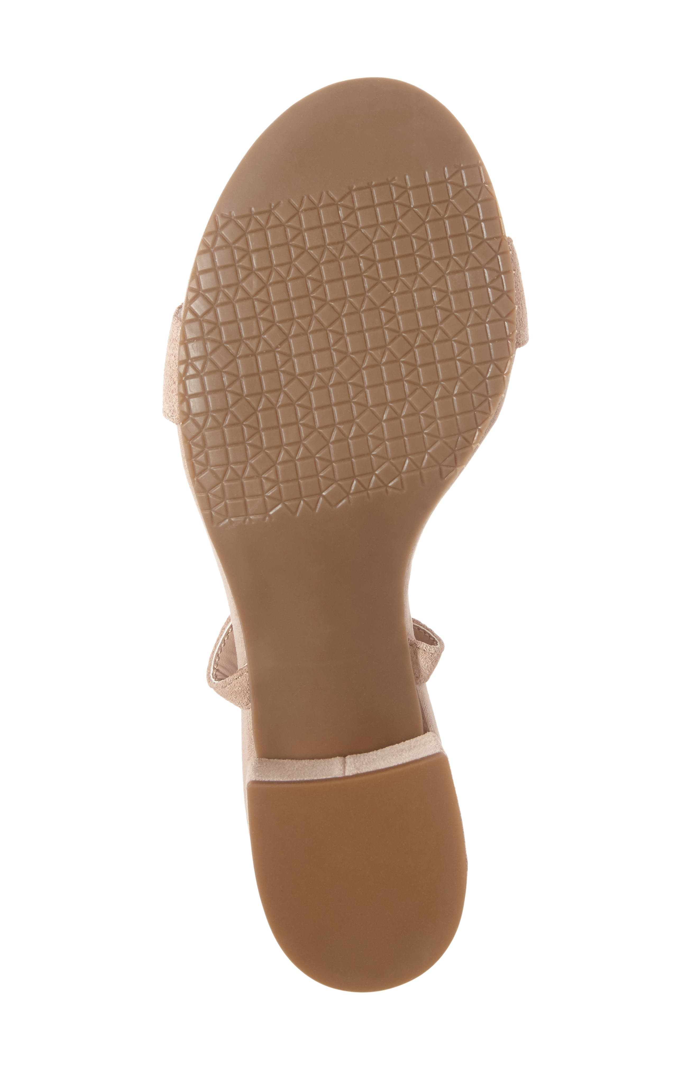 ,                             Karla Block Heel Ankle Wrap Sandal,                             Alternate thumbnail 15, color,                             651