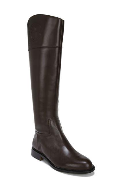 Image of Franco Sarto Hudson Leather Riding Boot