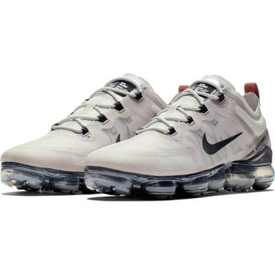 Nike Air Vapormax 2019 Running Shoe- Grey