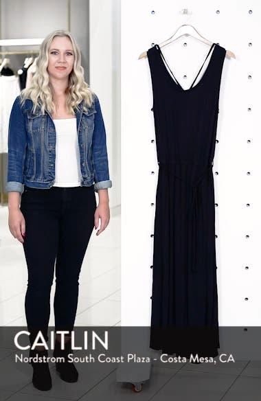 Strappy V-Back Maxi Dress, sales video thumbnail