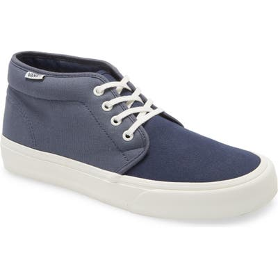 Vans X Pilgrim Surf + Supply Chukka Sneaker- Blue