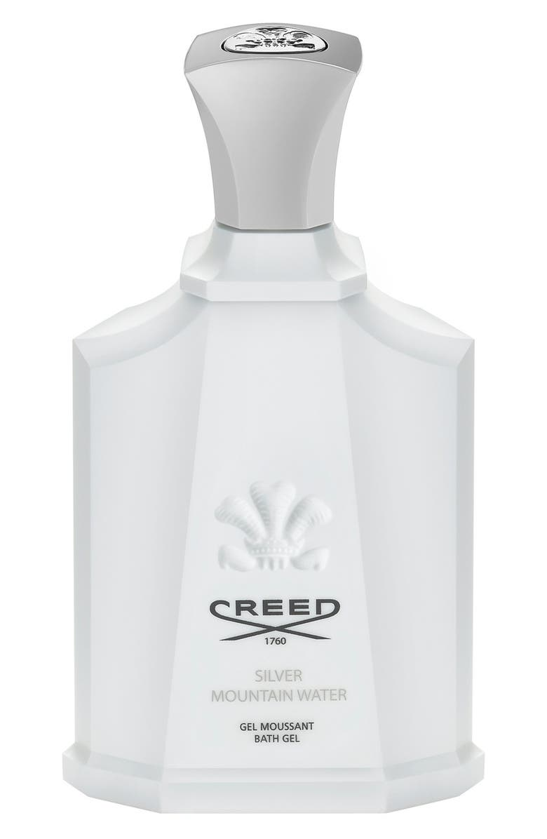 CREED 'Silver Mountain Water' Shower Gel, Main, color, NO COLOR