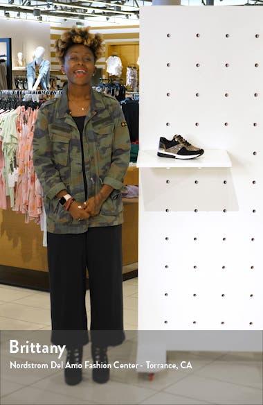 'Allie' Sneaker, sales video thumbnail
