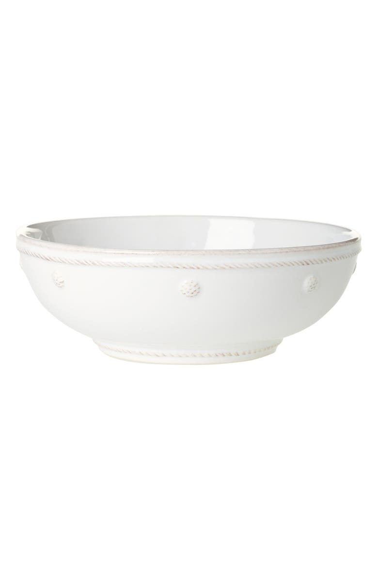 JULISKA 'Berry and Thread' Coupe Pasta Bowl, Main, color, 100
