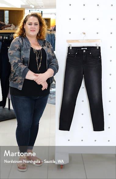 Ellie High Waist Crop Skinny Jeans, sales video thumbnail