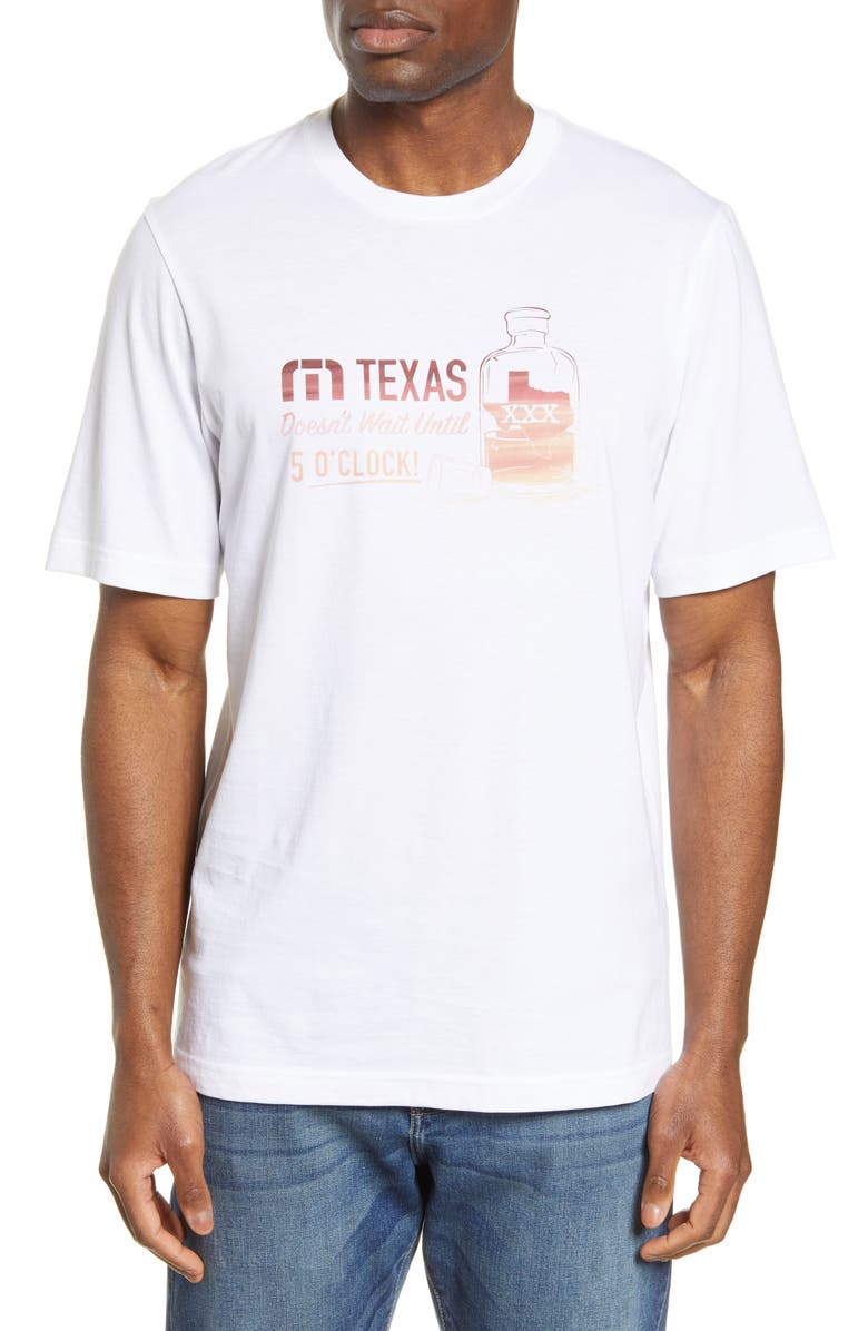 TRAVISMATHEW Hot & Spicy Graphic Tee, Main, color, 100
