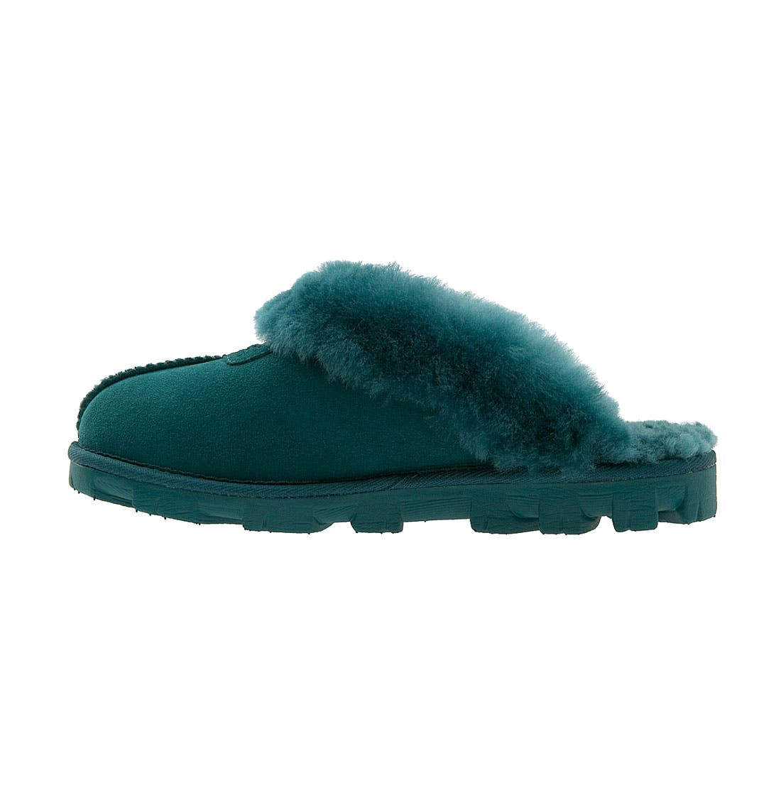,                             Genuine Shearling Slipper,                             Alternate thumbnail 124, color,                             440