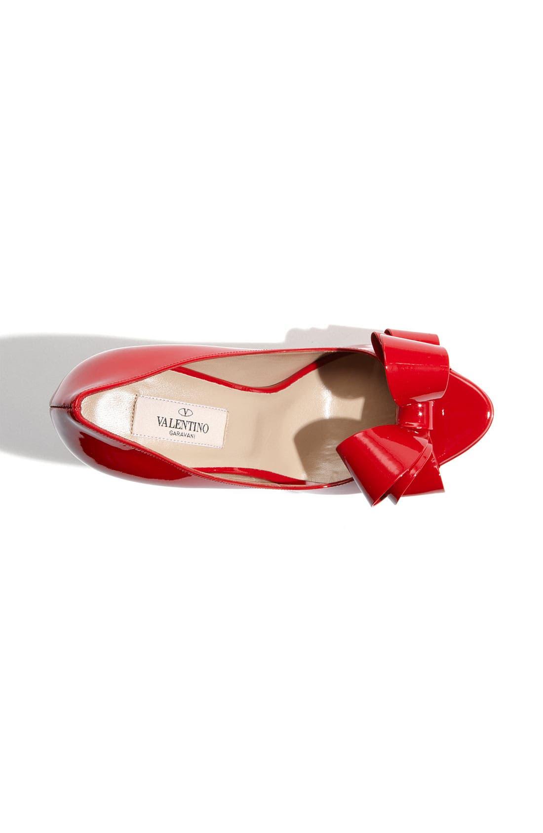 ,                             Couture Bow Platform Pump,                             Alternate thumbnail 24, color,                             600