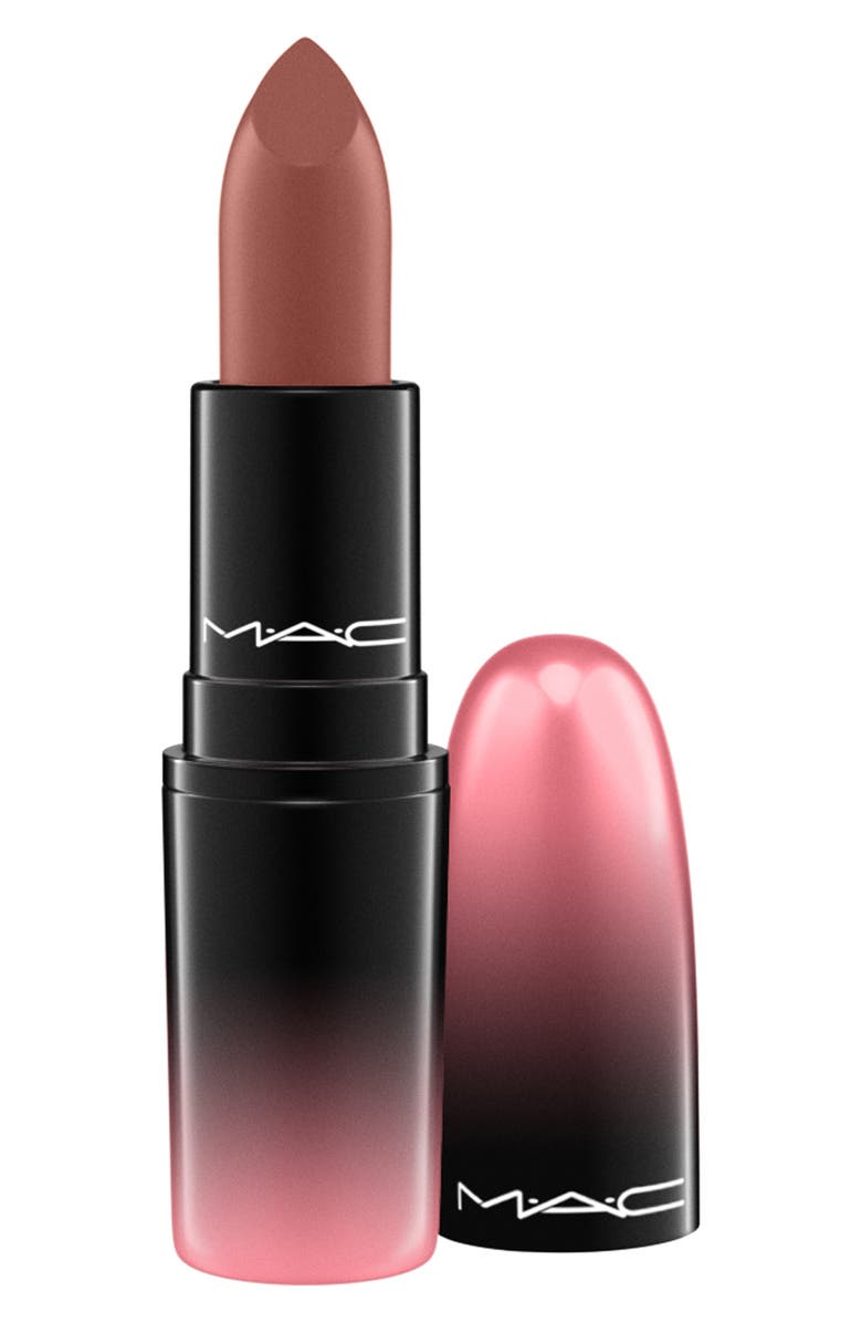 MAC COSMETICS MAC Love Me Lipstick, Main, color, COFFEE AND CIGS