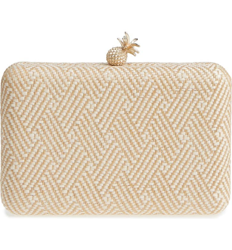 NORDSTROM Martinique Crossbody Clutch, Main, color, 235